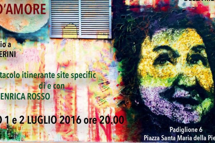 Vuoto d'Amore, l'evento dedicato ad Alda Merini