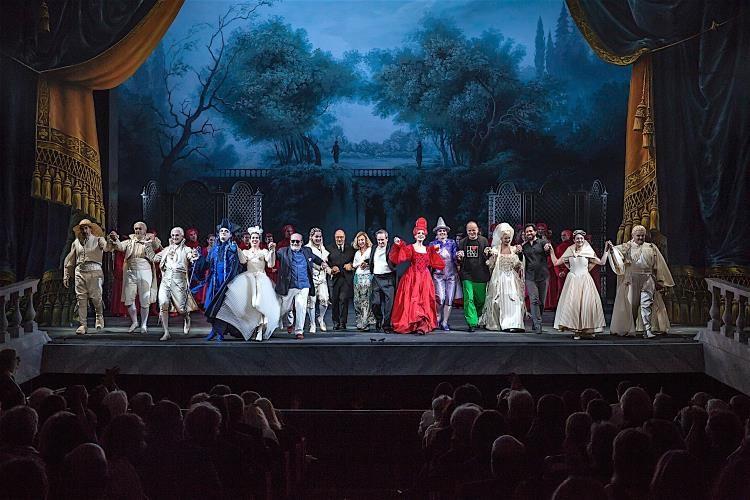 Le Nozze di Figaro, il promettente esordio di Spoleto 2016