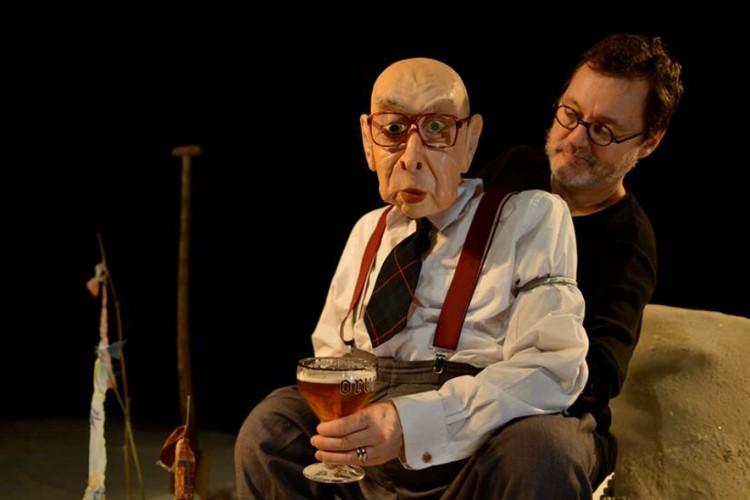 La poesia di Alain Moreau al Napoli Teatro Festival