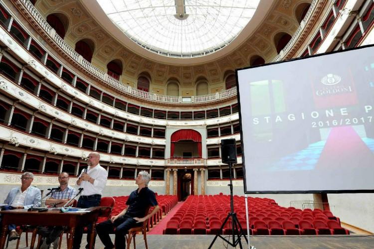Il Teatro Goldoni di Livorno ha presentato il nuovo cartellone 2016/17