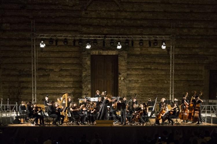 L'Orchestra Scolastica Toscana debutta al Cantiere 2016