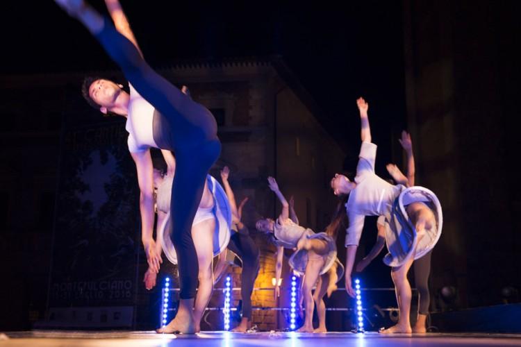 Anche la danza moderna trova posto al Cantiere di Montepulciano