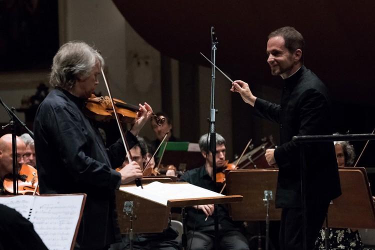 Prokof'ev e Beethoven con Boris Belkin e Jonathan Stockhammer