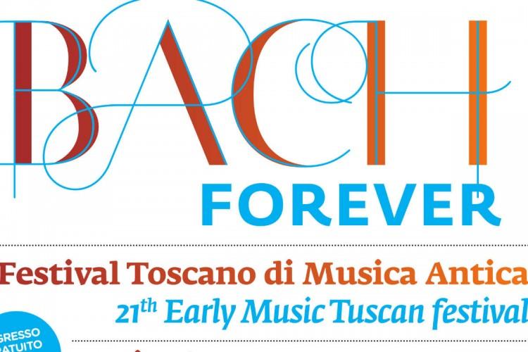 'Bach forever', il Festival Toscano di Musica Antica