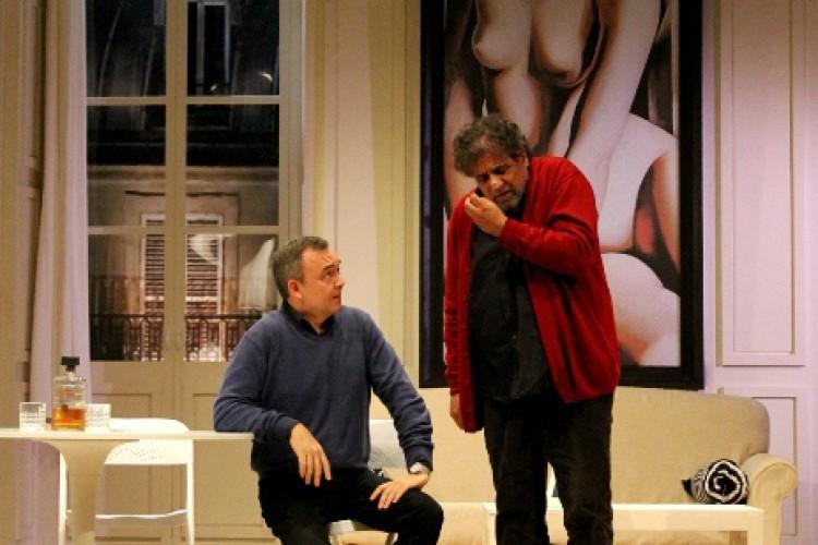 Edoardo Siravo protagonista de 'Le nostre donne'