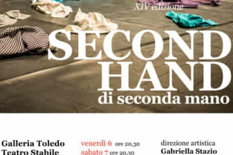 Second Hand: danza d'autore a Galleria Toledo