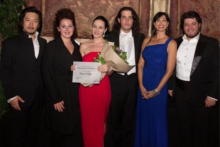 L'edizione 2016 del Concorso Lirico Internazionale 'Iris Adami Corradetti'
