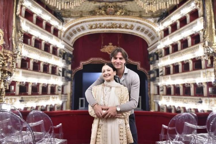 Carla Fracci: i suoi primi 80 anni nella festa del San Carlo