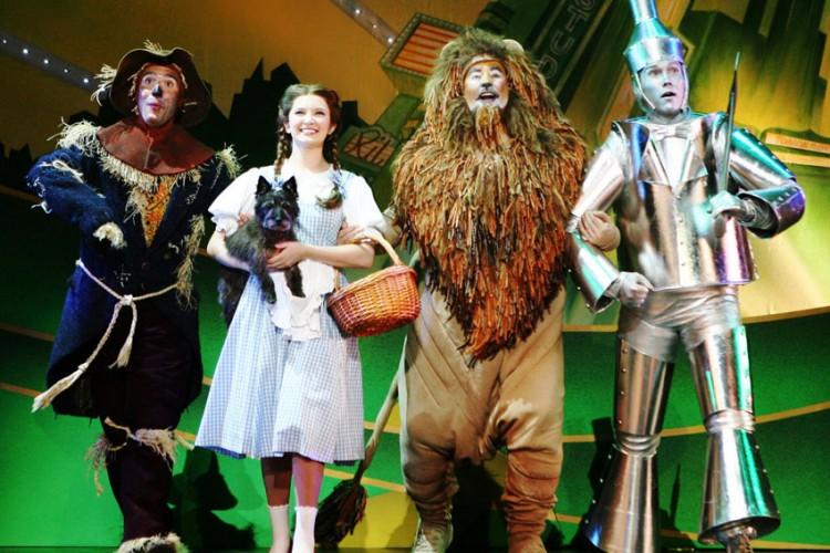 Tutto il buono del mini-musical: va in scena Il Mago di Oz