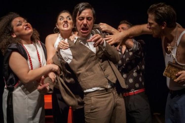 Hamlet Travestie: un Amleto contemporaneo a Bologna