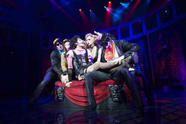 Rocky Horror Show, il Rock'N'Roll Musical più famoso al mondo arriva al Sistina