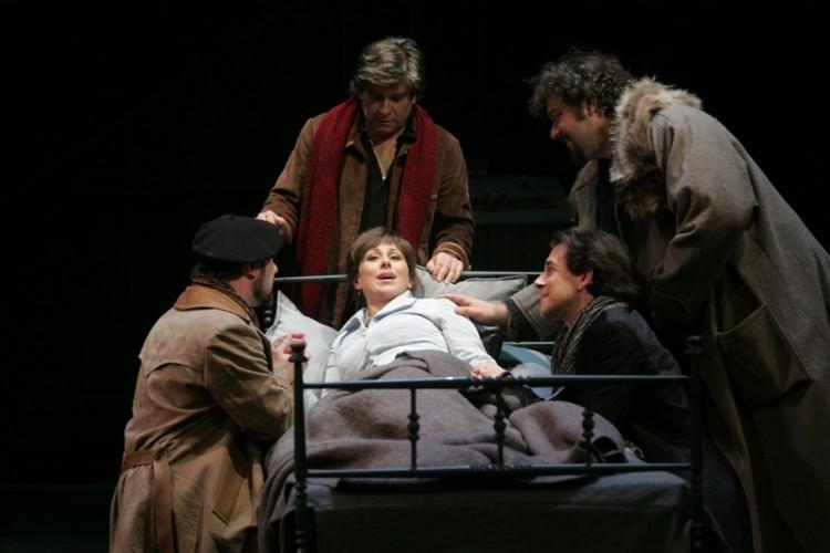 Lubiana, La Bohéme di Puccini al Teatro Nazionale