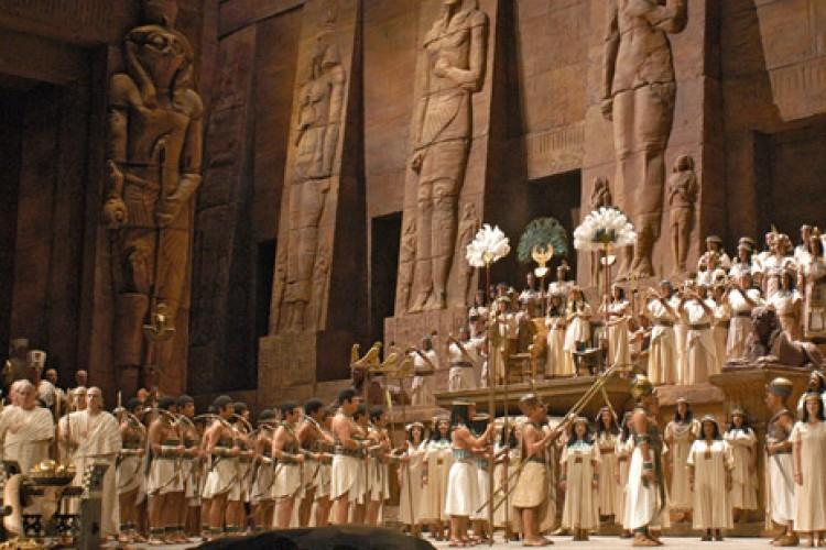 Aida, New York