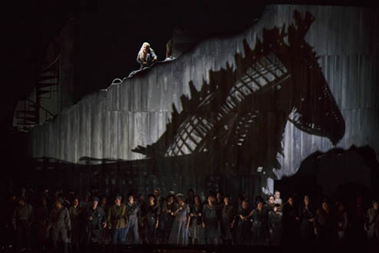 CHICAGO, LES TROYENS