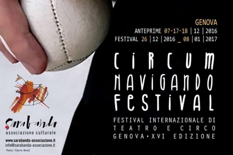Circumnavigando Festival, teatro e circo contemporaneo a Genova