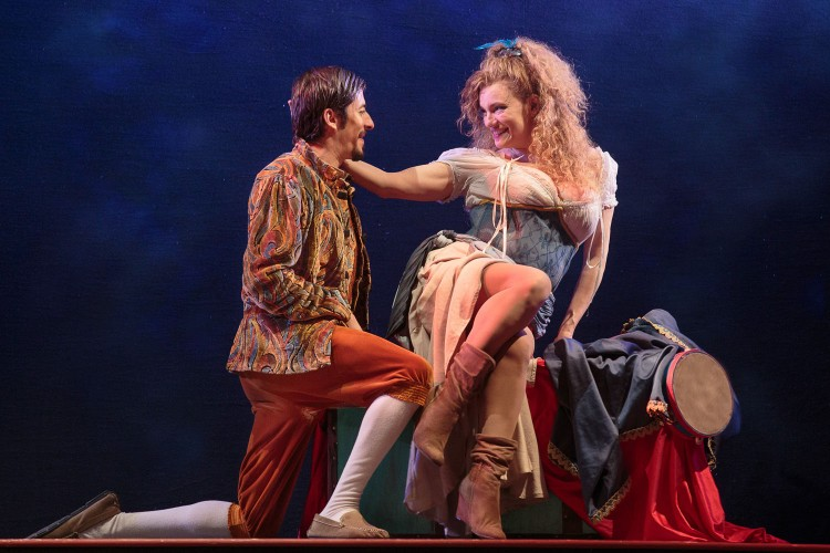 Capodanno anche al Teatro Arcobaleno con una commedia di Plauto