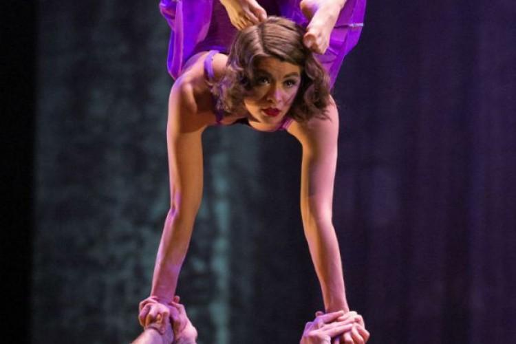 Il Cirque Éloize pronto ad incantare anche Bologna con il suo Cirkopolis