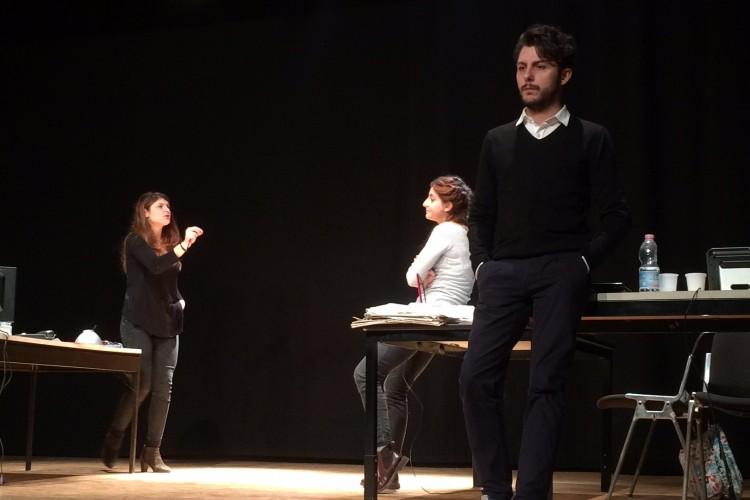 'Uno che conoscevo' di Corrado Accordino in prima nazionale al Libero di Milano