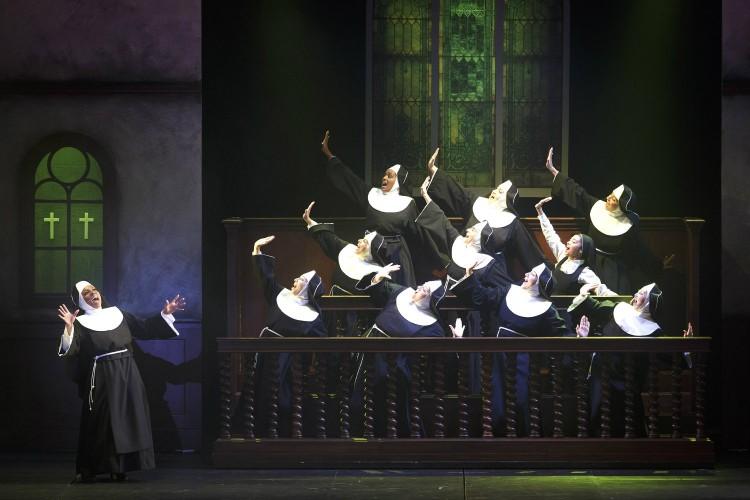 Sister Act: il musical 'divino' e la sua tappa romana