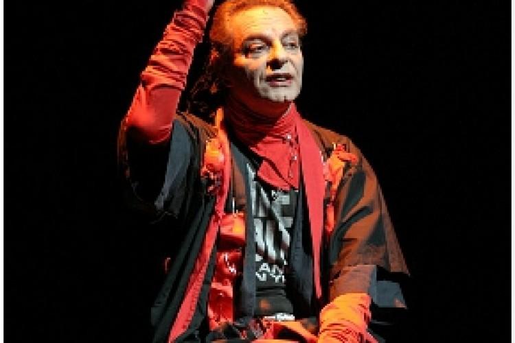 Enzo Moscato: 'Il teatro è una ferita'