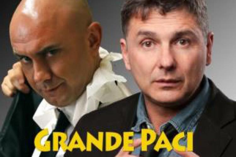 Paci e Romagnoli a Firenze nasce un nuovo duo comico