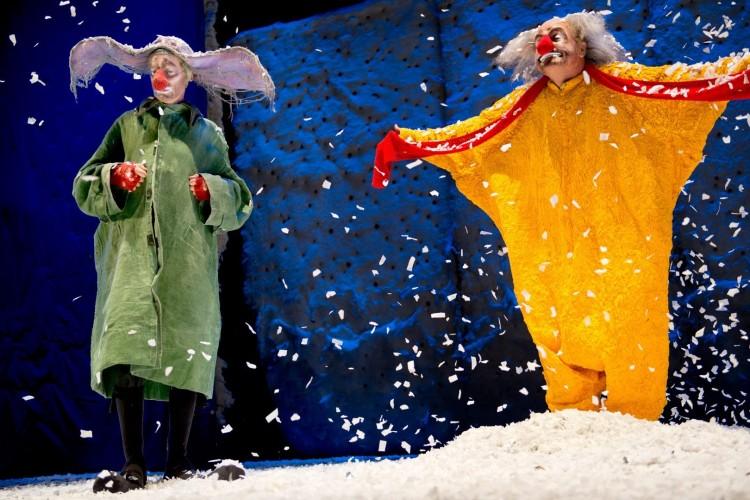 Slava's Snowshow a Fermo