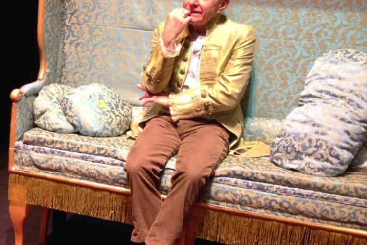 Giuseppe Cederna: 'A teatro racconto la mia vita'