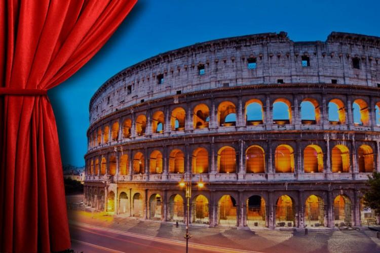 Roma a teatro: gli spettacoli dal 3 al 9 aprile
