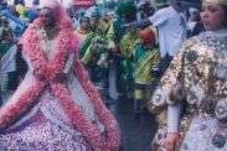 Il carnevale fiorentino nel mondo