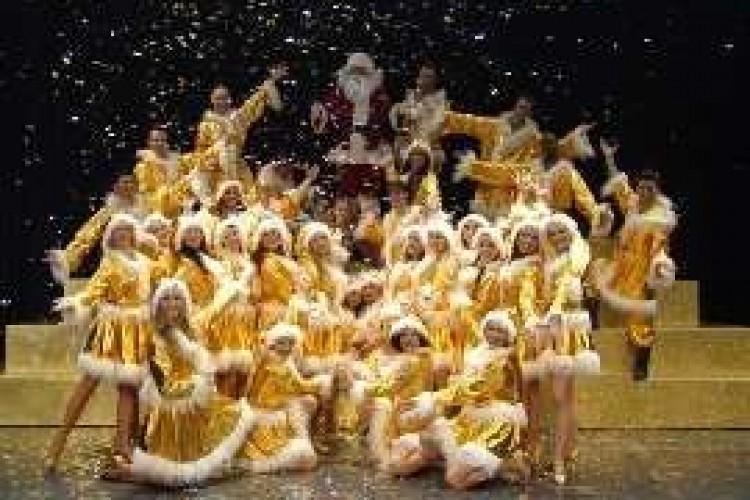 A Milano è di nuovo Christmas Show