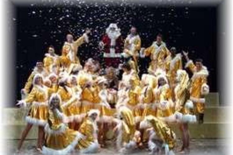 Christmas Show per il Capodanno di Bologna!