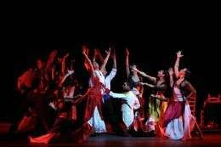 La Carmen di Bizet in versione flamenco in Italia